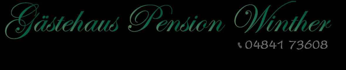 Gästehaus - Pension - Husum